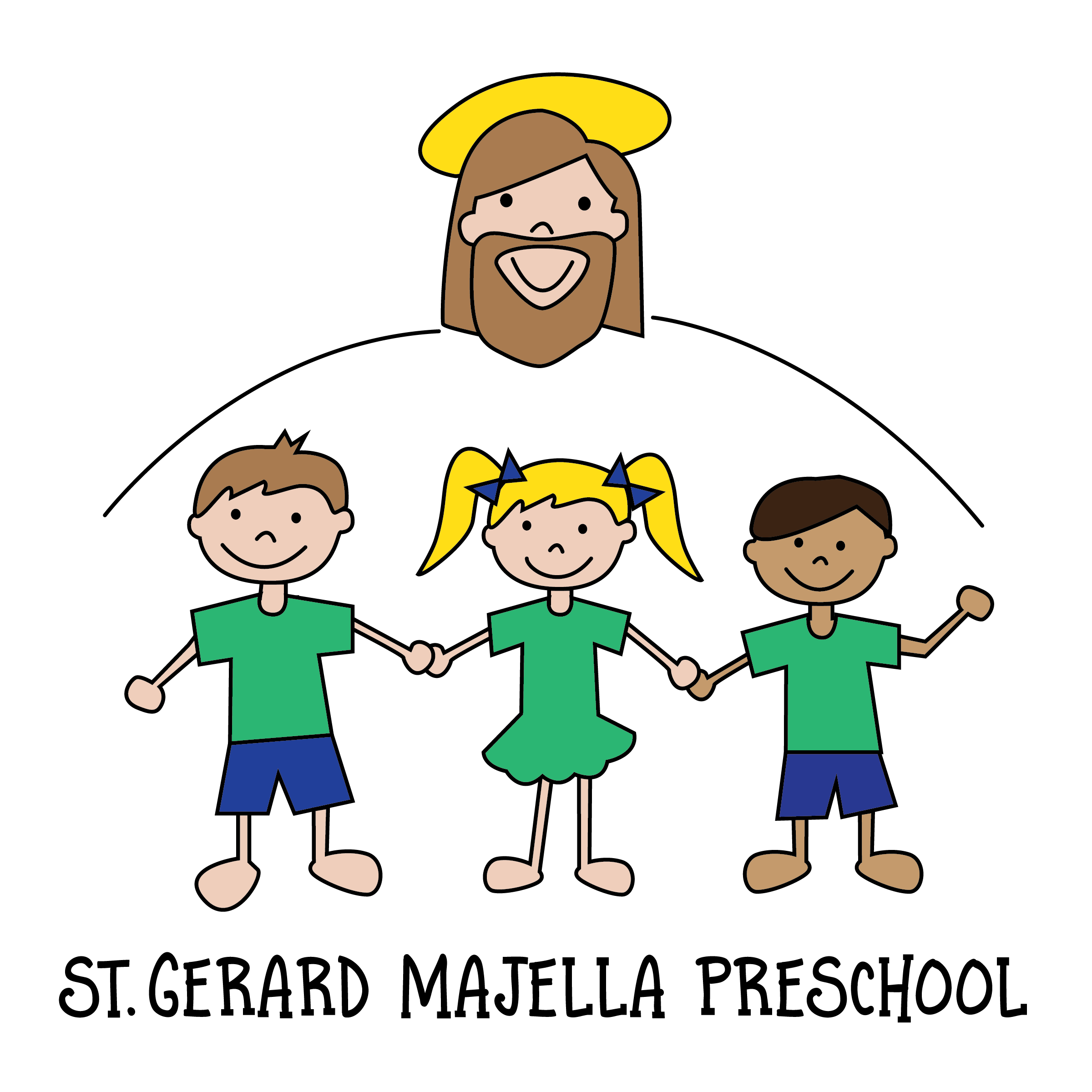 New Preschool Logo
