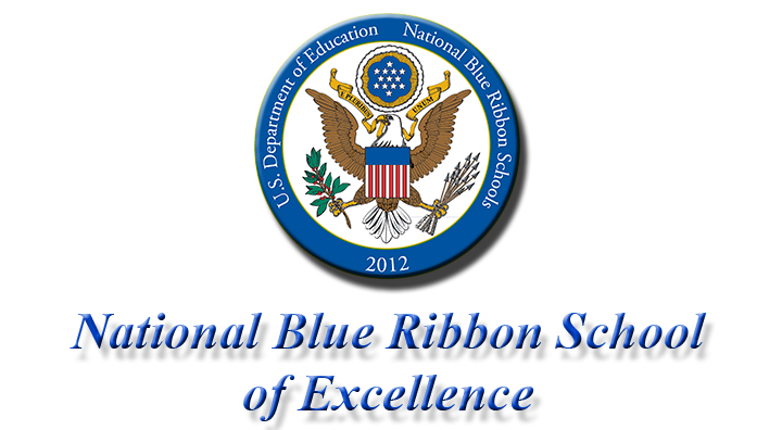 National Blue Ribbon School 2012